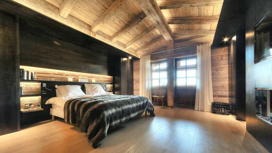 MEGEVE  - Chalet individuel  7 Chambres
